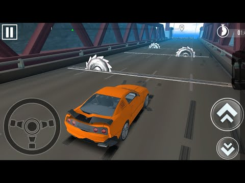 Сrazy Сars Race #7 speed bump car drive   Android Games