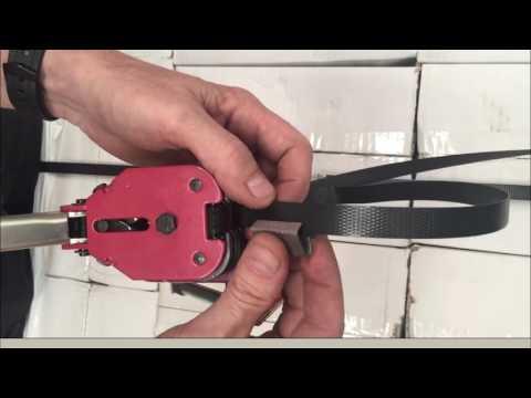 flejadora manual