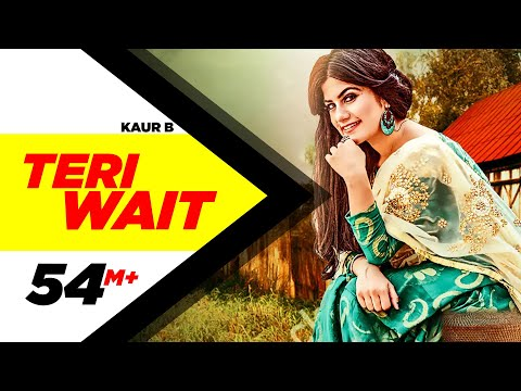 Teri Wait (Full Song) | Kaur B ft Parmish Verma | Latest Punjabi Song 2016 | Speed Records