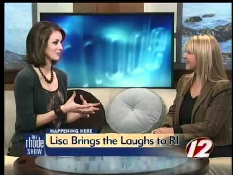 Comedian Lisa Landry brings the laughs