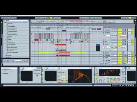 Trance music production techniques (Tutorial)