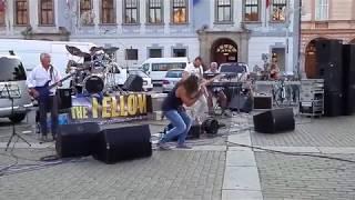 Video The Fellows 31. 7. 2018 Náměstí Přemysla Otakara II. České Buděj