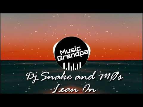 Major Lazer & DJ Snake Lean On (feat. MØ) (Official Music Video) - (The Singer's Arena).