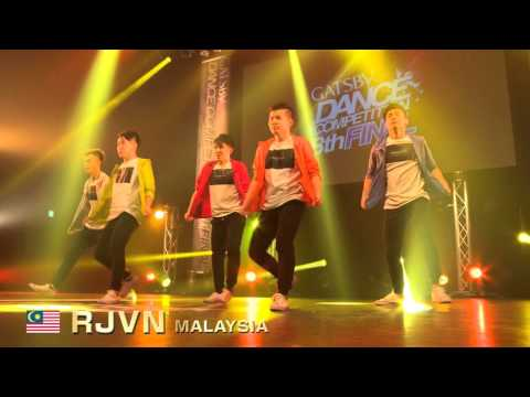 【GDC 8th】GATSBY DANCE COMPETITION 2015-2016:ASIA GRANDFINAL/ RJVN【MALAYSIA】