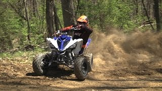 8. Yamaha Raptor 700R In Depth Review