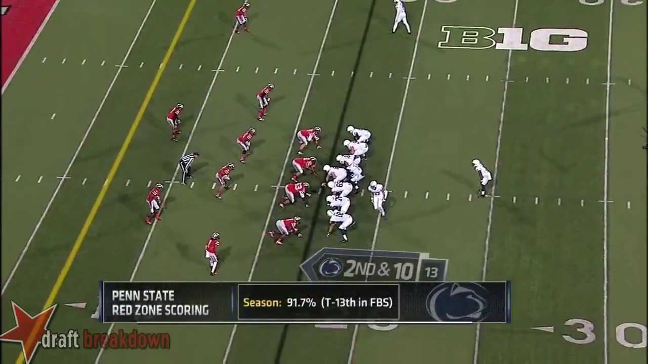 Bradley Roby vs Penn State (2013)