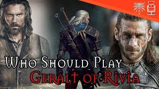 Video Who Should Play Geralt in The Witcher Series on Netflix MP3, 3GP, MP4, WEBM, AVI, FLV Agustus 2018