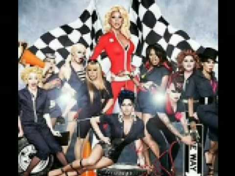 The Lesbian Mafia ~ Show #48 ~ Glossy Glam Drag Race