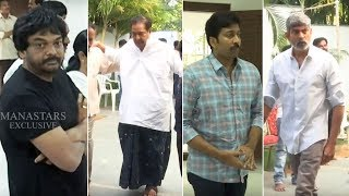 TFI Celebrities EXCLUSIVE Visuals From Kodi Ramakrishna's House