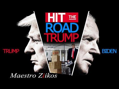 HIT THE ROAD TRUMP! - Biden ft. Trump