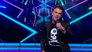 Davor Lazic - Neverna Kucka (BN Music 2017) (Live)