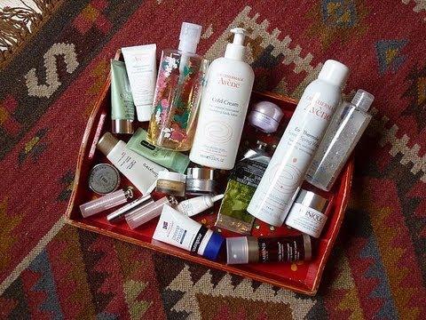beaute Mes soins du moment   janvier 2013 maquillage