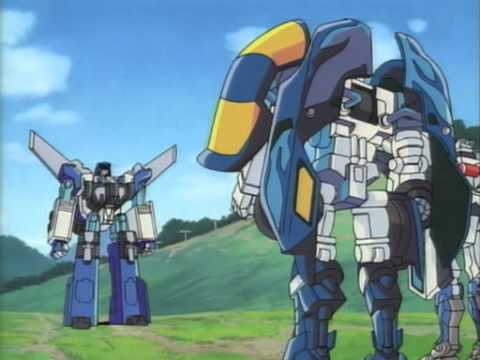 robots in disguise - Episode 28: Power to Burn.
