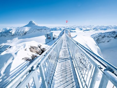 Glacier 3000 - High level experience. - ©Glacier 3000