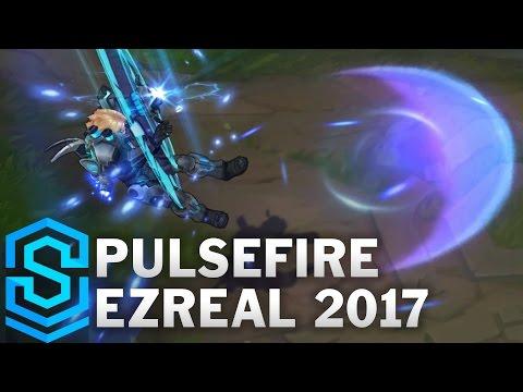 Pulsefire Ezreal (2017 Update) Skin Spotlight - Pre-Release - League of Legends - Thời lượng: 3:33.