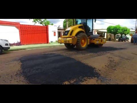 '.Prefeitura começa operação tapa-buracos na Capital.'