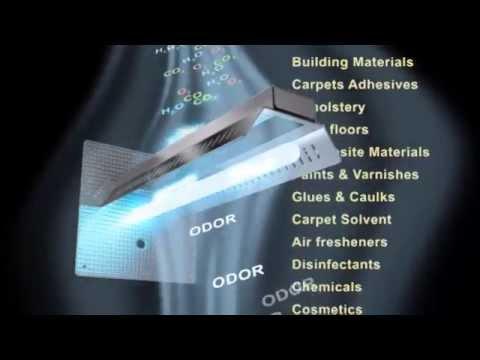 Air Care Systems, Inc. UV Light Air Purification Fresh Aire Blue Tube