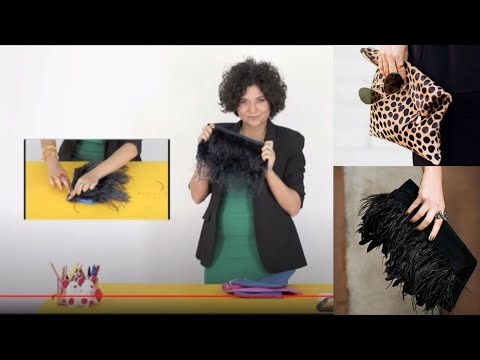 Fashion Attack: Come creare una pochette (Italiano)