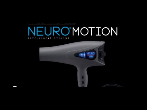 Learn About The Latest Innovation in Hair Dryers: Neuro®Motion