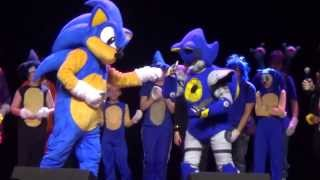 Sonic Boom 2013: Part 2: Cosplay Contest