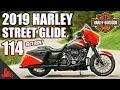 2019 Harley-Davidson Street Glide 114 TEST RIDE (+NEW Infotainment!)