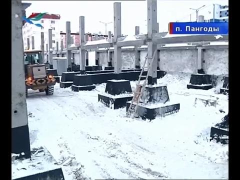 С рабочим визитом Пангоды посетил глава Надымского района Леонид Дяченко