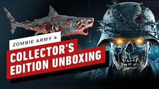 Zombie Army 4 Collector's Edition Unboxing by IGN