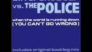 Different Gear vs The Police - When The World Is Running Down (Different Gear Dub)