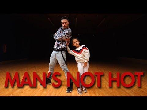 Tinie T - Man's Not Hot [Cover] (Dance Video) Mihran Kirakosian Choreography