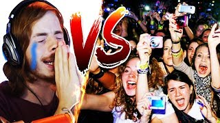 Video 1 YOUTUBER vs 99 ABONNÉS MP3, 3GP, MP4, WEBM, AVI, FLV September 2017