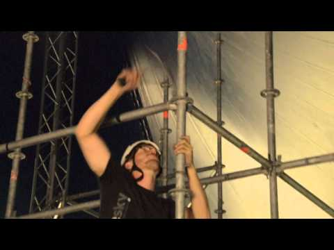 Sunset Festival 2014 (Build up)