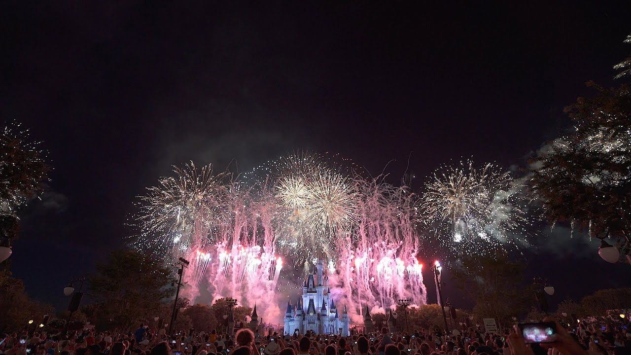 Disney's Celebrate America - A Fourth of July Concert in the Sky 2016