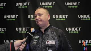 "Glen Durrant on beating Gary Anderson: ""Top four is a pipe dream but I've just got to keep winning"""