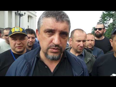 Начинается новый Майдан // Руслан Коцаба правительственный квартал - DomaVideo.Ru