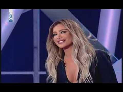 مايا دياب: كنت وقحة.. واعتذر عن فستاني الفاضح