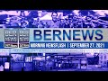 Bermuda Newsflash For Monday, September 27, 2021…