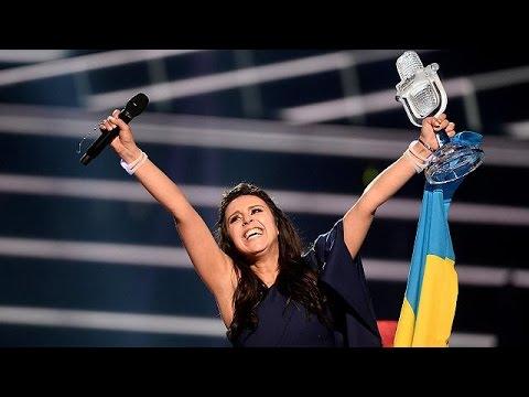 Eurovision 2016: Πρωτιά για Ουκρανία – Δεύτερη η Αυστραλία – Τρίτη η Ρωσία