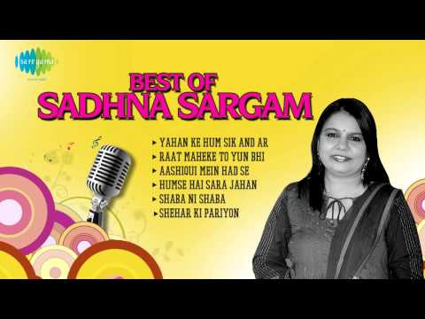 Best of Sadhna Sargam | Bollywood Popular Songs | Aashiqui Mein Had Se