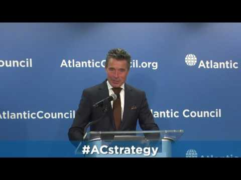 America's Role in the World with Anders Fogh Rasmussen