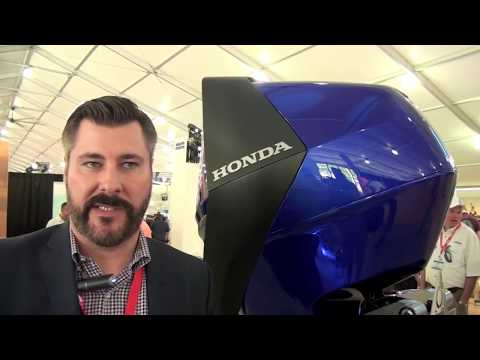 Honda Unveils Acura NSX Inspired Outboard Concept at Miami Boat Show