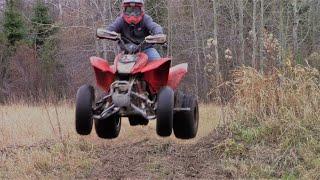 9. Honda Trx250x Riding Clips (Ethan Meller)