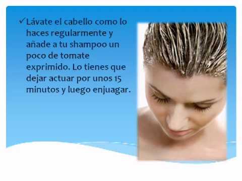 Tratamientos Fáciles para el pelo Quemado