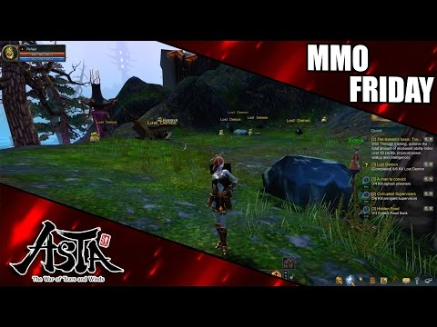 ASTA - The War Of Tears And Winds | MMO Friday