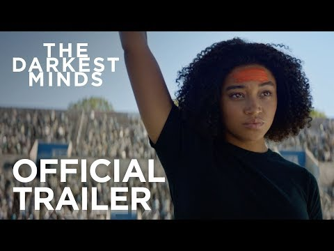 The First Trailer for The Darkest Minds