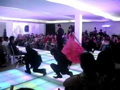 Vals Entre tus Alas de Camila Choreographer Oliver Lopez