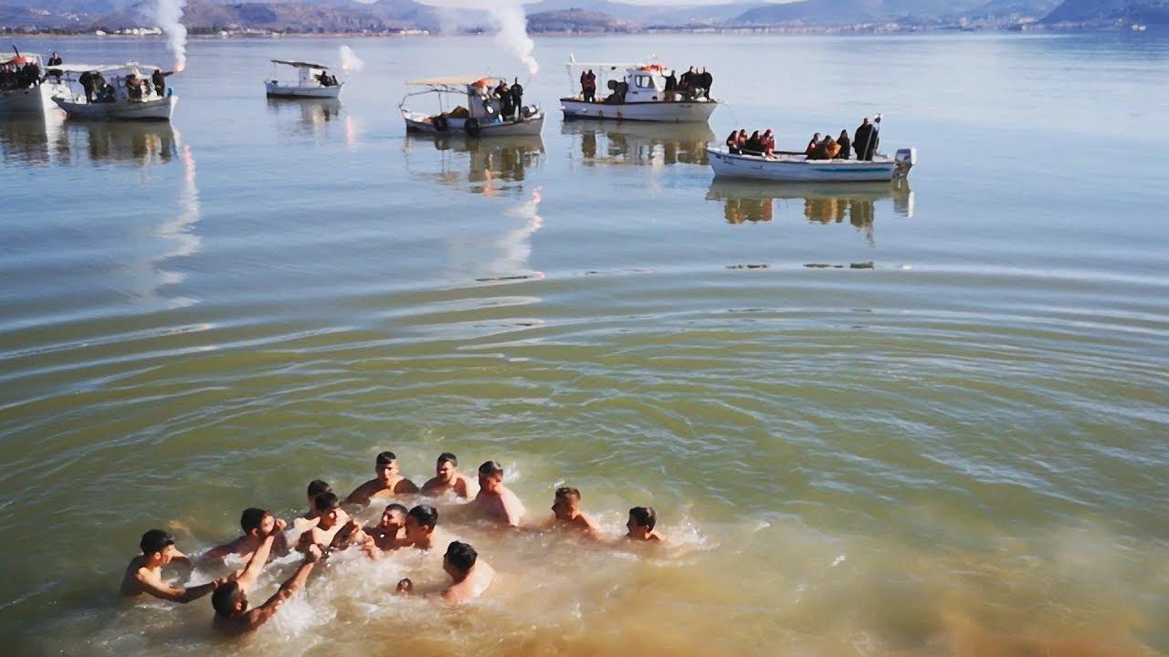 Τελετή του Αγιασμού των υδάτων στην Νέα Κίο