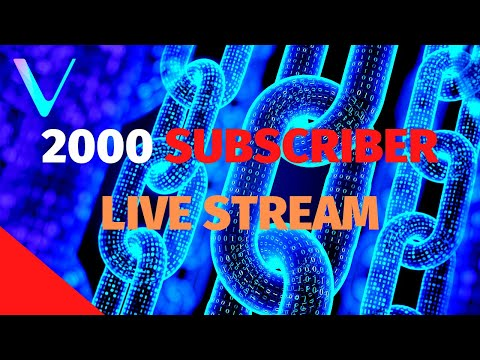 2000 SUBSCRIBER LIVE STREAM