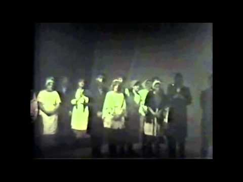 WHS 1982 Fiddler on the Roof - Prayer Song