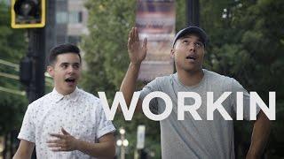 Video Workin - James The Mormon & David Archuleta on Spotify & iTunes MP3, 3GP, MP4, WEBM, AVI, FLV Mei 2017