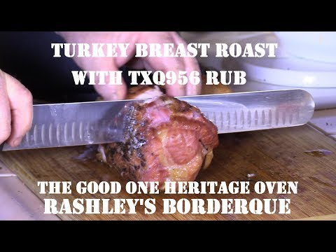 Smoked Butterball Turkey Breast Roast